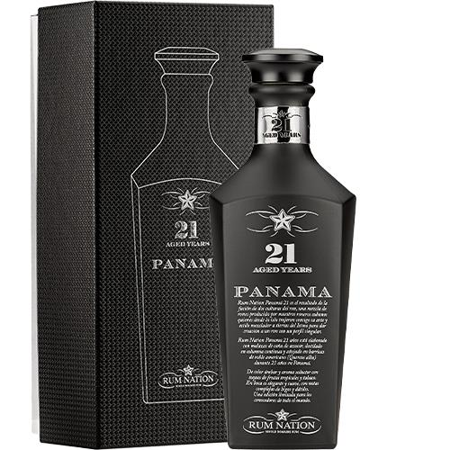 Panama 21 år Decanter 43% 70cl